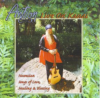 Live on Kauai album by Antion