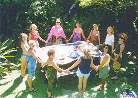 Goddess Workshops with Elandra Meredith