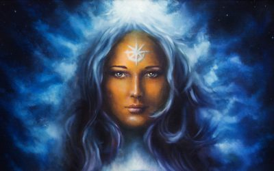 The Goddess Divine Mother