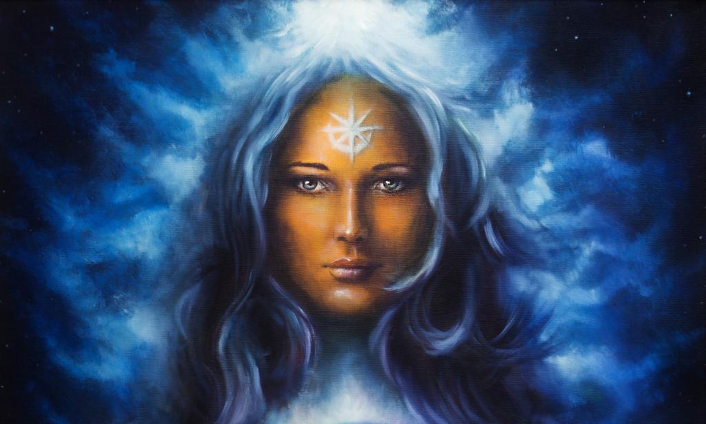 The Divine Goddess Mother image